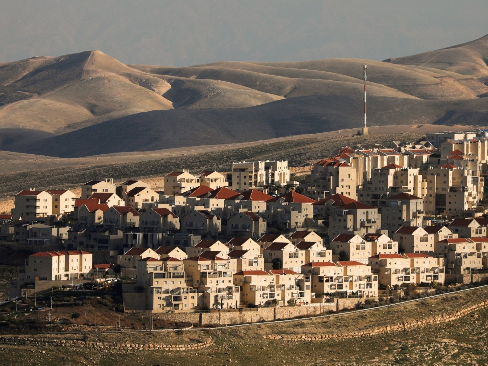 Michael Lynk's UN report on Israeli settlements speaks the truth – but the world refuses to listen