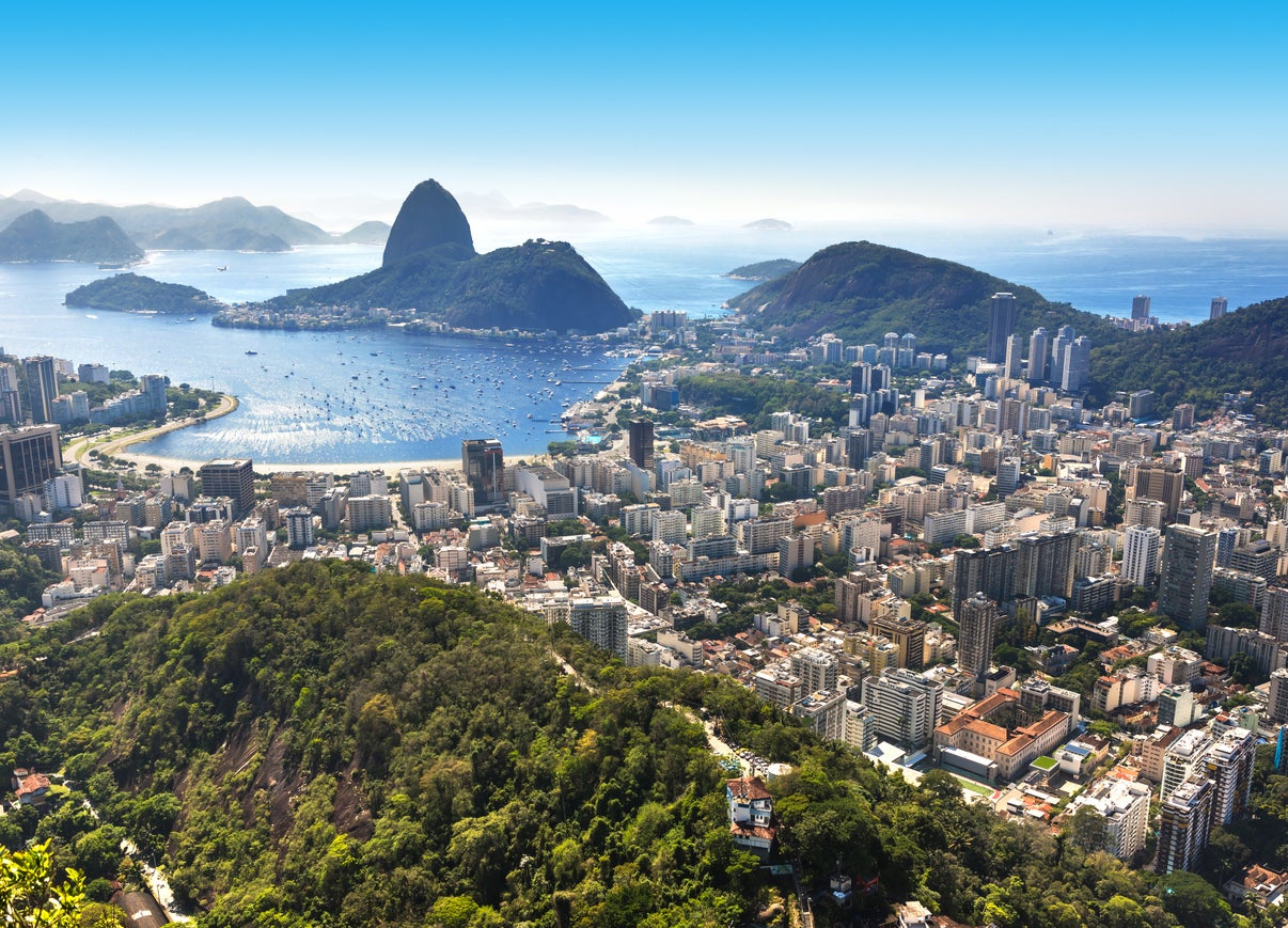 Rio de Janeiro city guide: Where to eat, drink, shop and stay in Brazil's hottest city