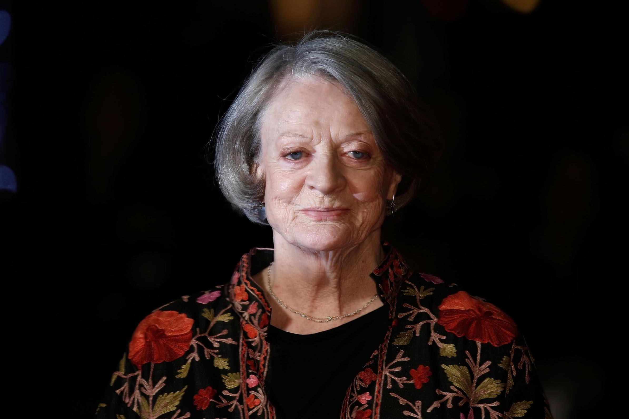 Maggie Smith: A career of outstanding performances, from Othello to Downton Abbey