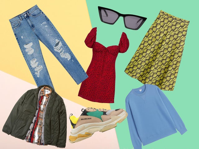 Best Online Clothes Shops From Vintage To Designer To Sustainable The Independent