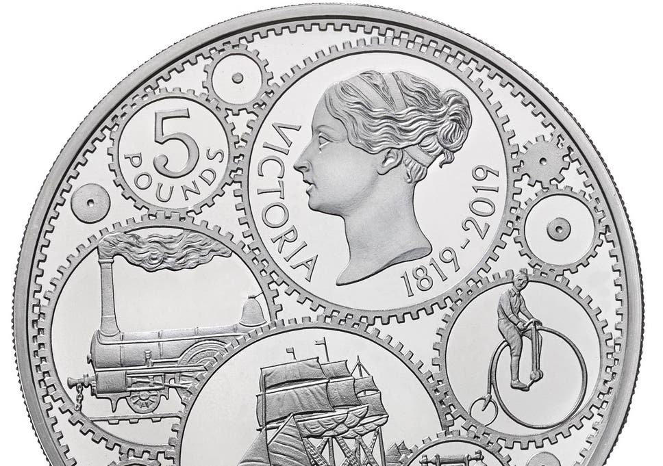 New Royal Mint coins commemorate 200th anniversary of Queen