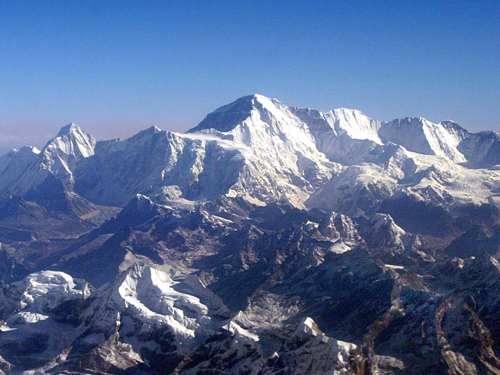 Mount Everest may have shrunk after earthquake, Nepal's government believes  The Independent