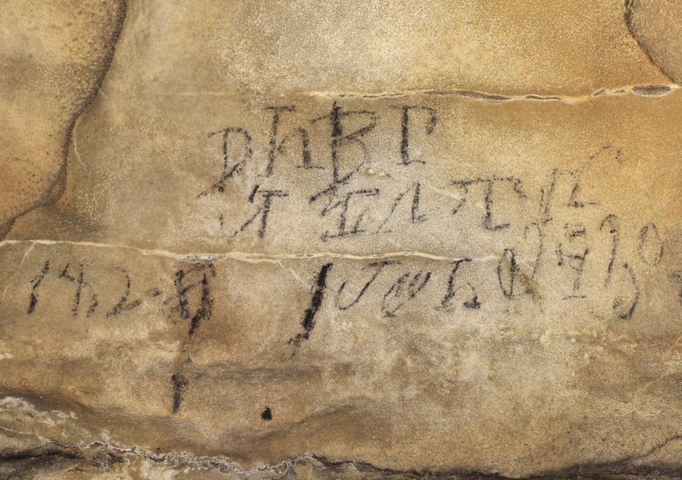Secrets of centuries-old inscription inside cave uncovered
