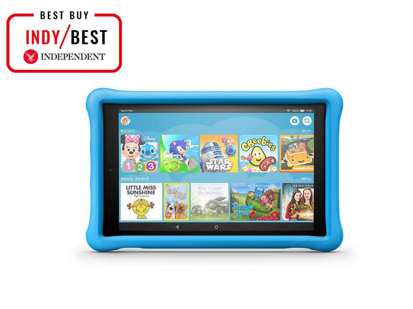 3d5d8e222dae4 10 best kids' tablets | The Independent