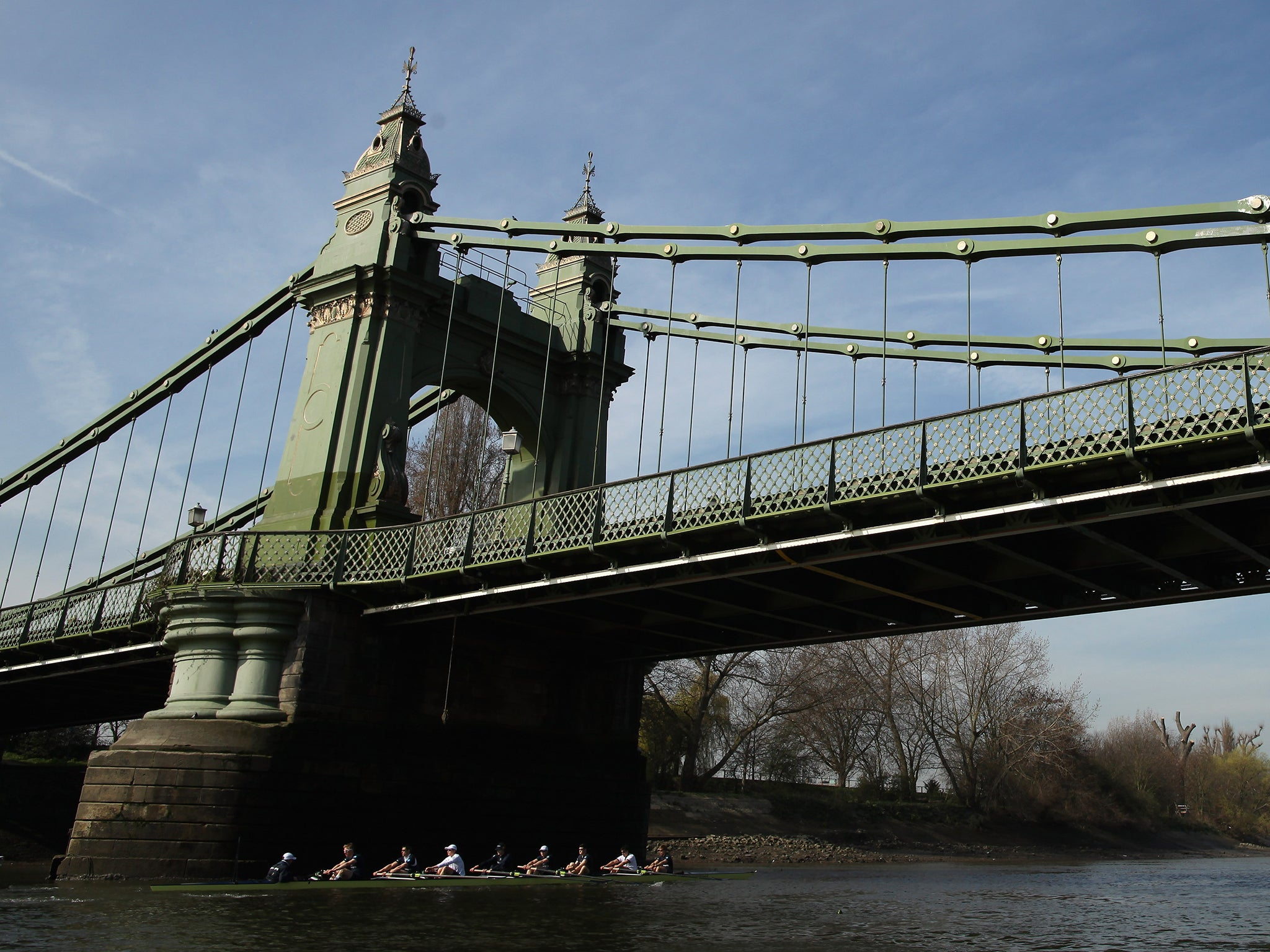 QnA VBage Hammersmith Bridge closed indefinitely due to 'critical faults'