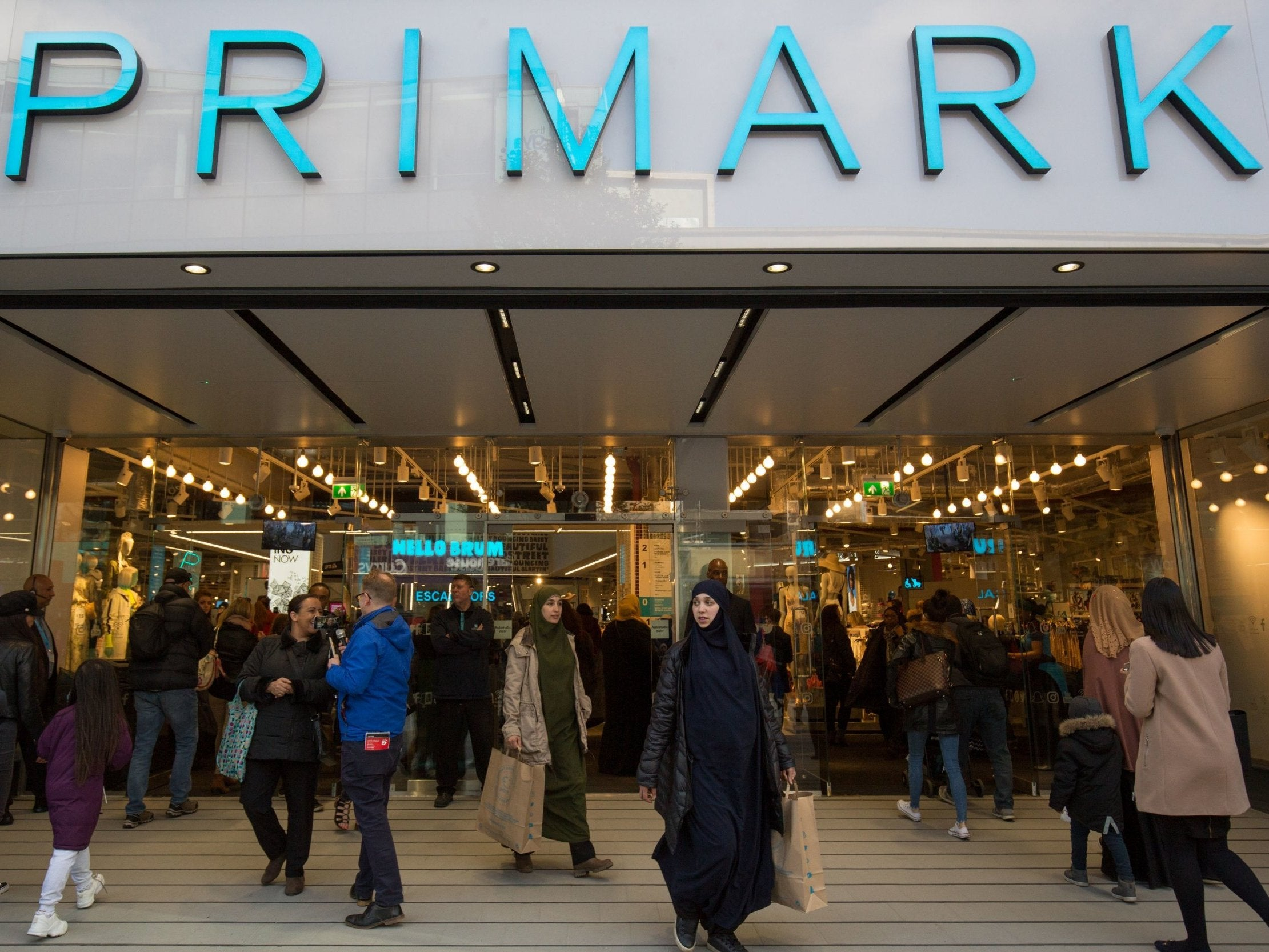 8e0cc6dc94a Primark - latest news, breaking stories and comment - The Independent