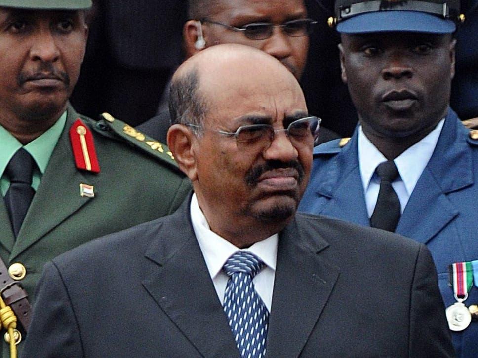 Ousted Sudanese president Omar al-Bashir.