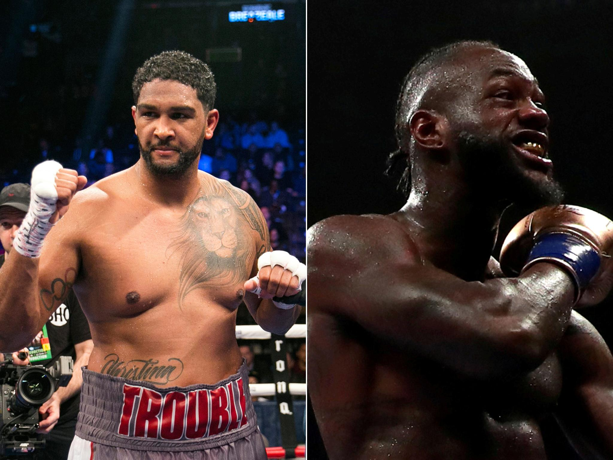 Deontay Wilder vs Dominic Breazeale: Fight date, time, buy tickets, how to watch, undercard, odds and latest info