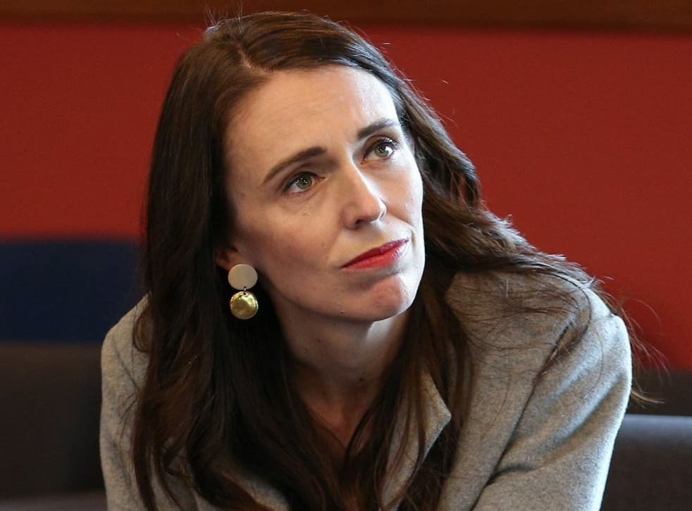 <p>File: New Zealand PM Jacinda Ardern has been widely praised for keeping Covid out of the country for much of the pandemic </p>