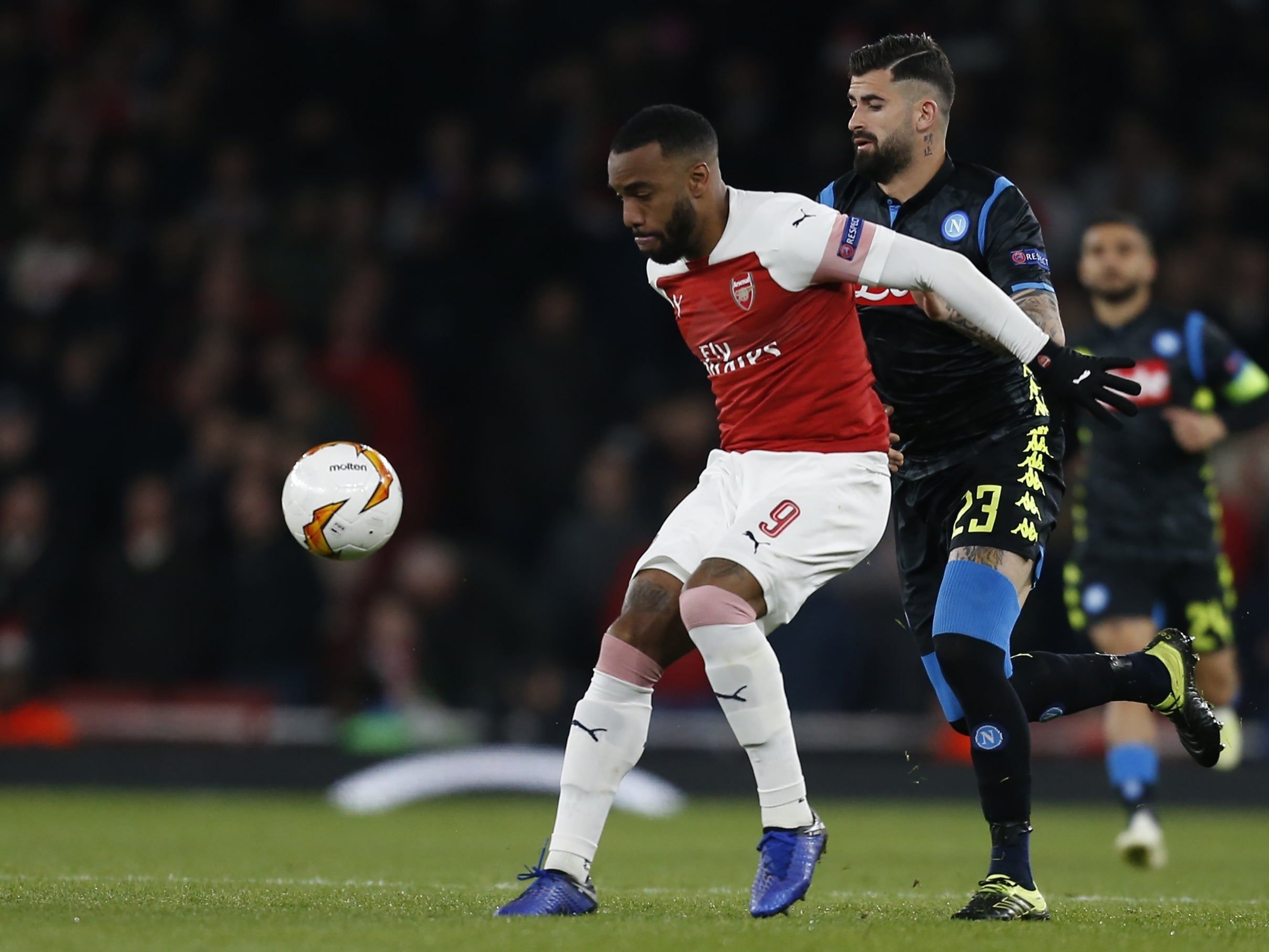 Napoli vs Arsenal: Kick-off time, TV channel and how to stream Europa League quarter-final second leg