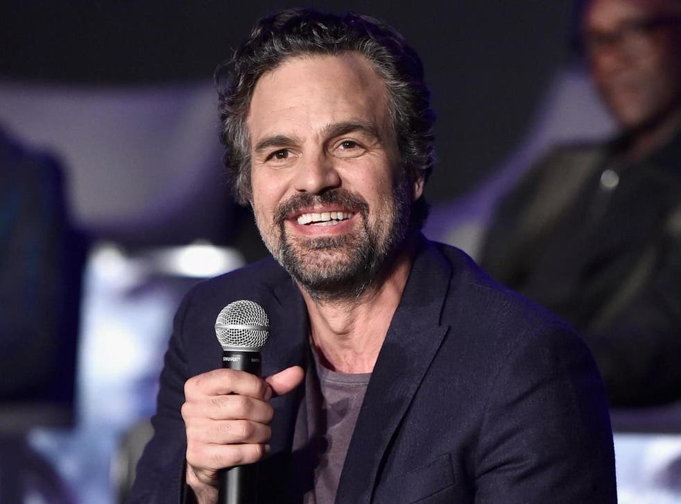 Mark Ruffalo was inclined to disagree with the prime minister's assessment of the character