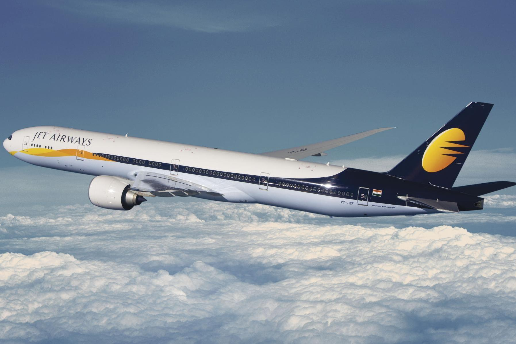 Jet Airways: Flights cancelled with Indian carrier on brink