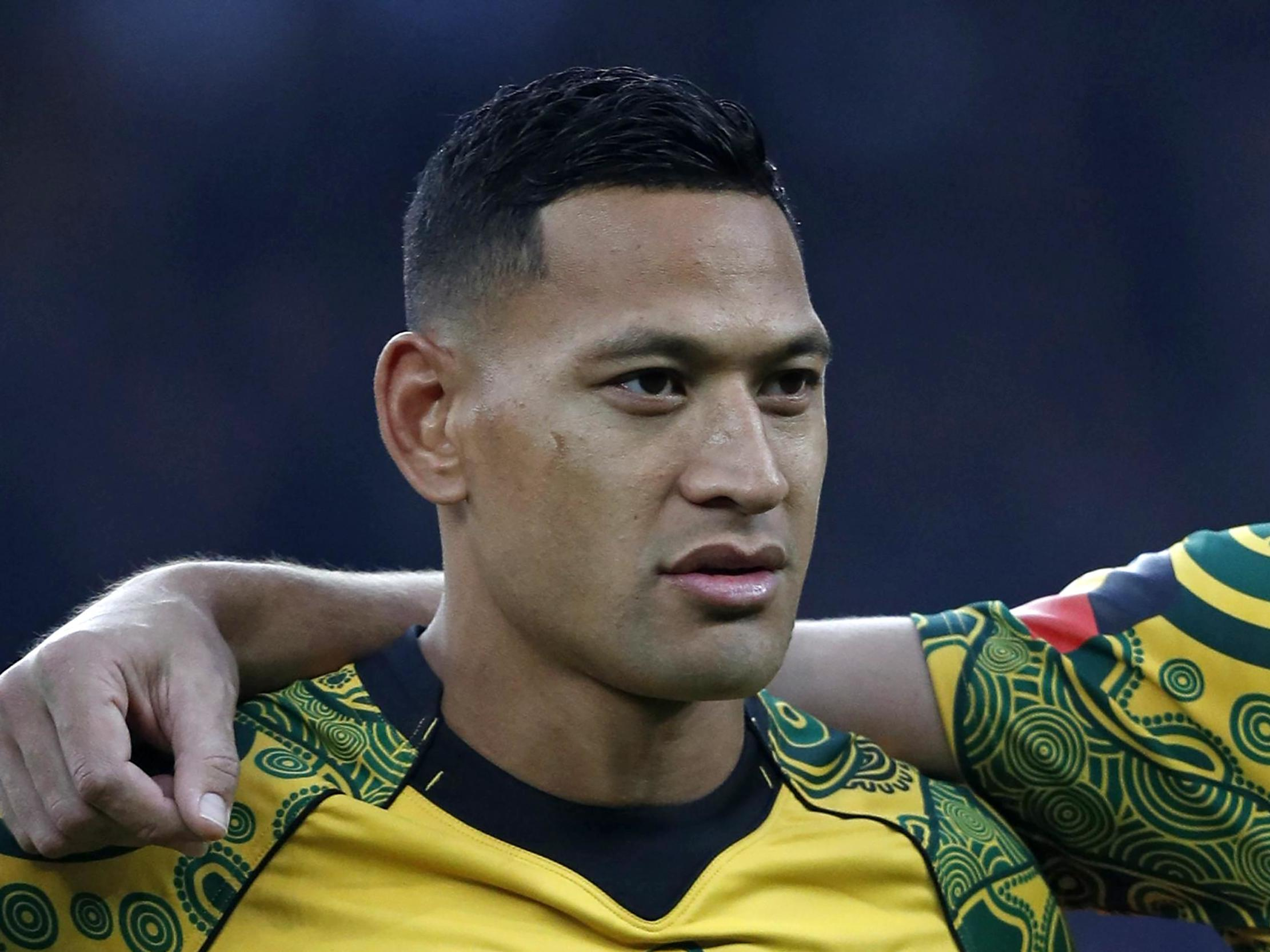 Israel Folau: Australian MP concerned over intent to dismiss Wallabies star despite not seeing anti-gay tirade