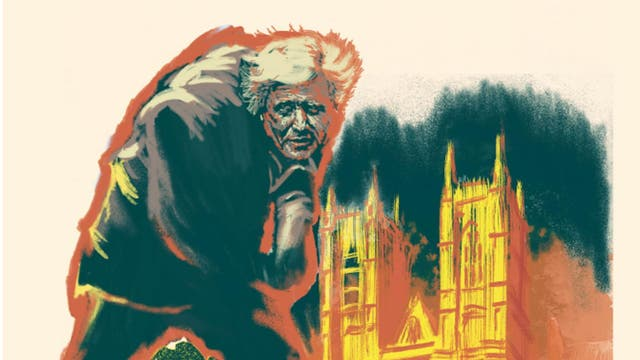 The Hunchback of Notre Dame with a Brexit spin