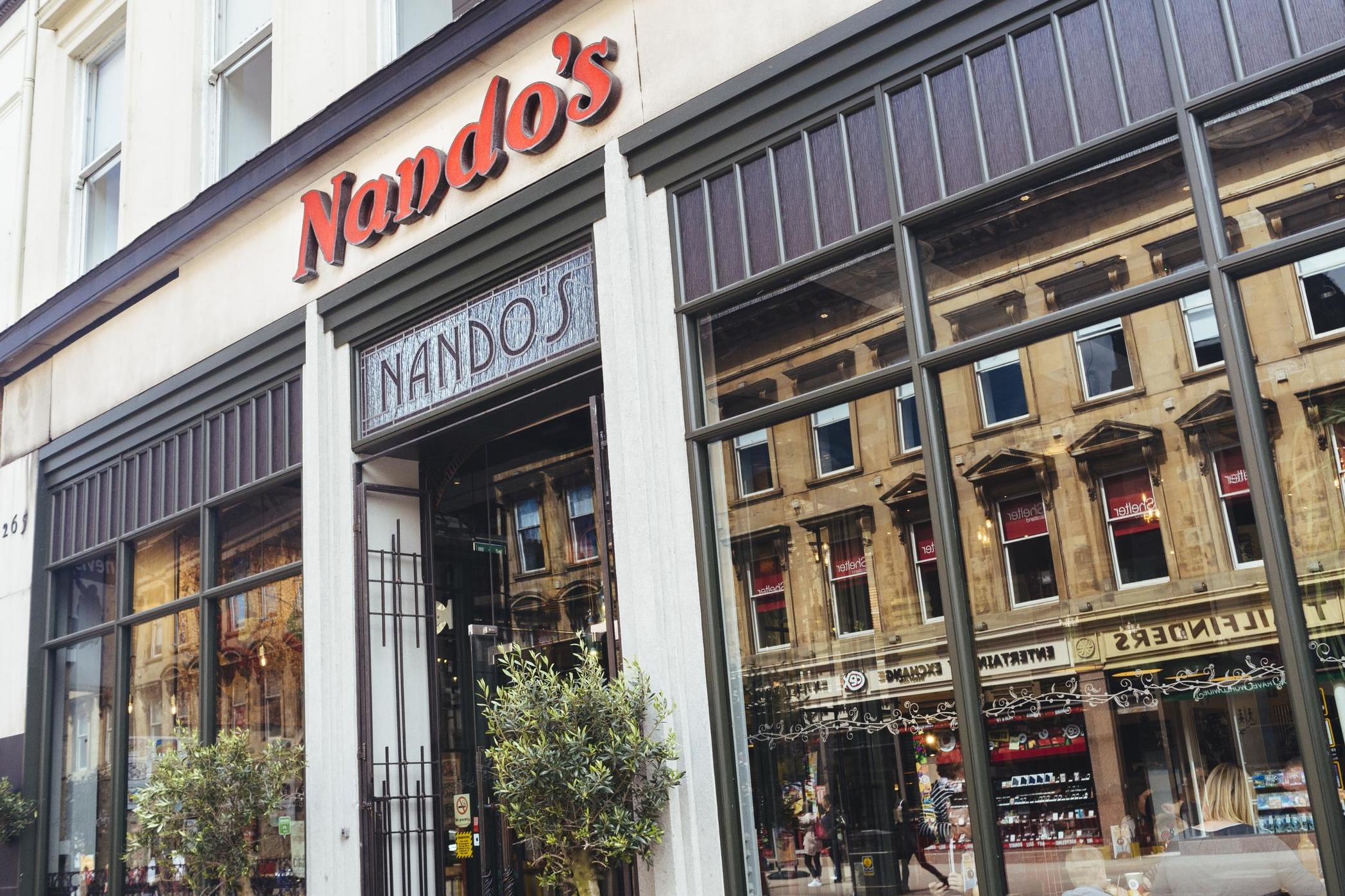 Nando's urged to improve chicken welfare by World Animal Protection 1
