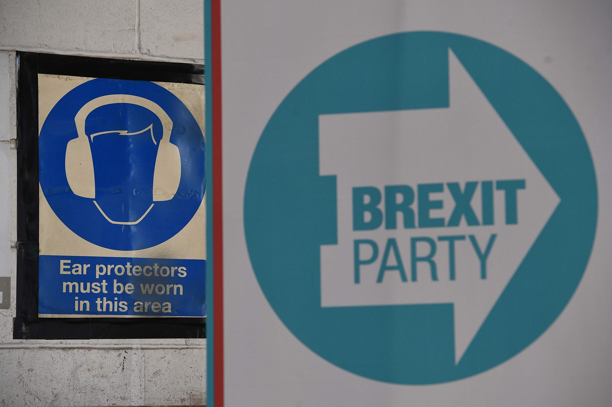 Brexit Party ordered to overhaul fundraising methods to