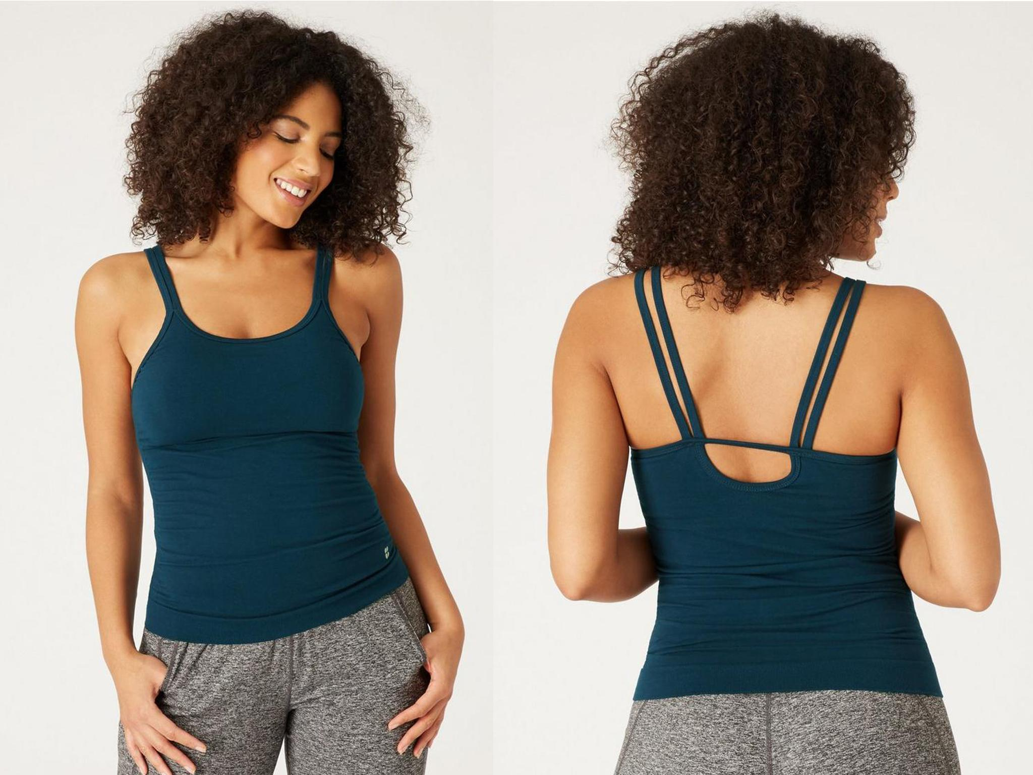 78aece8beb7 11 best women's yoga tops | The Independent