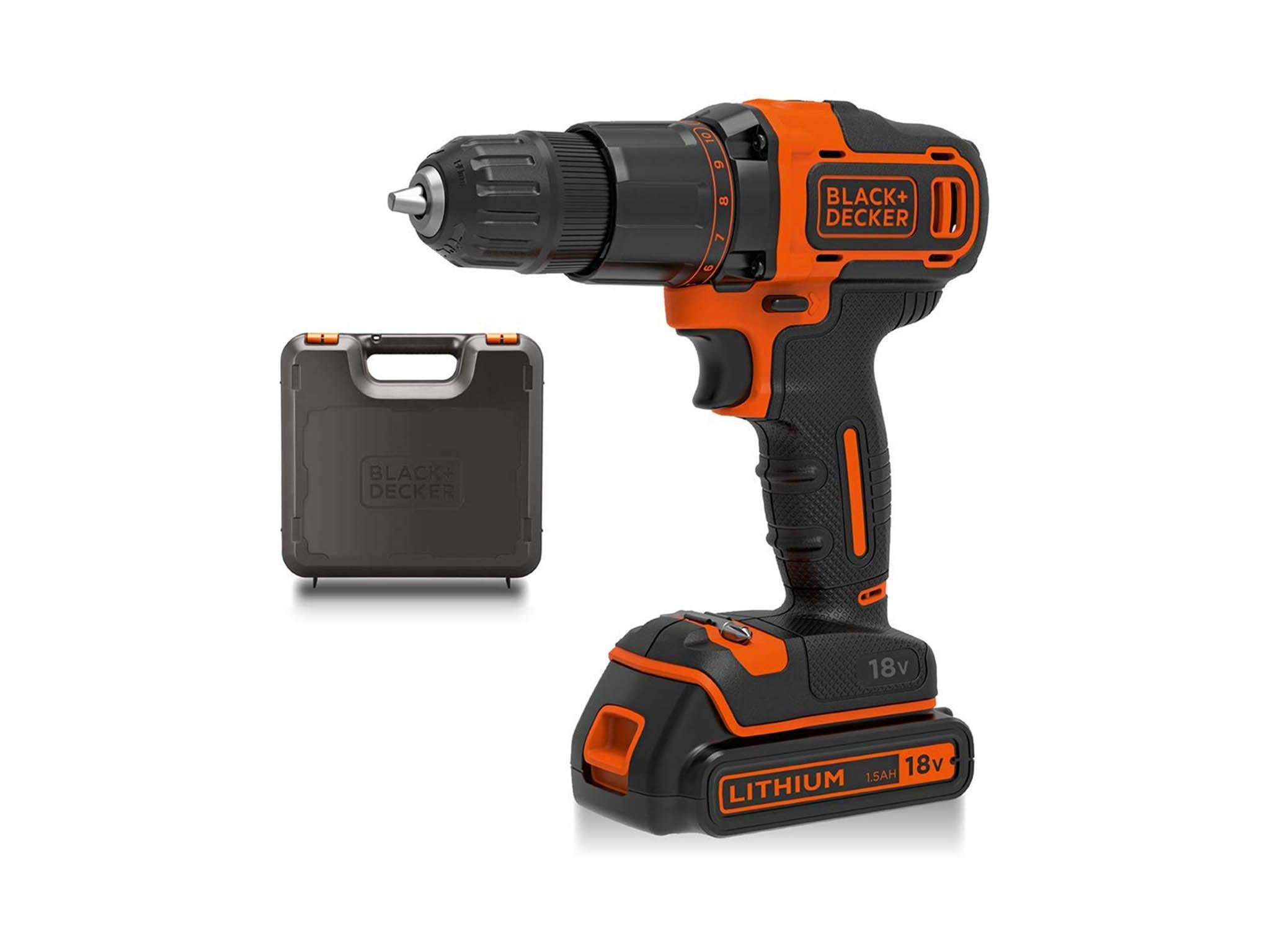 Best cordless drills for DIY in home and garden