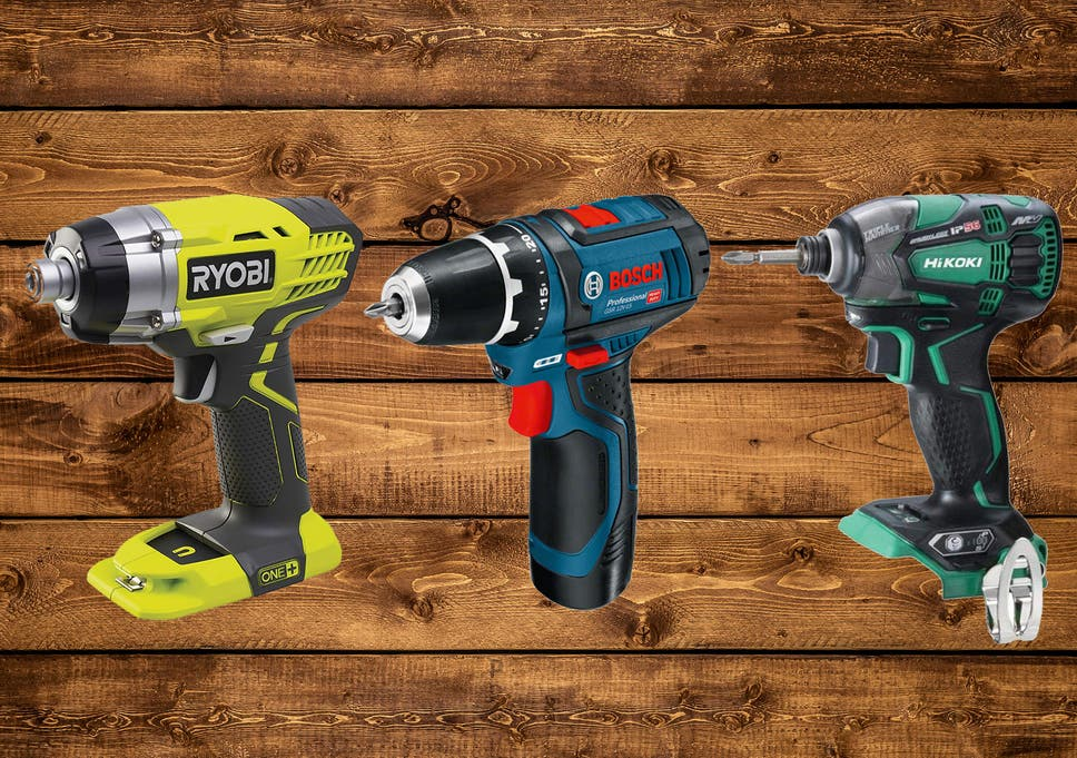 Best Cordless Drills For Diy The Independent