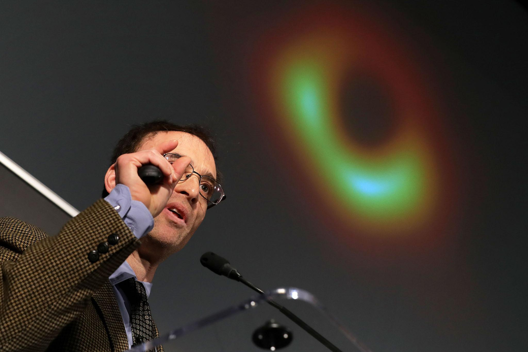 Powehi: Black hole in first ever photo name means 'embellished dark source of unending creation'