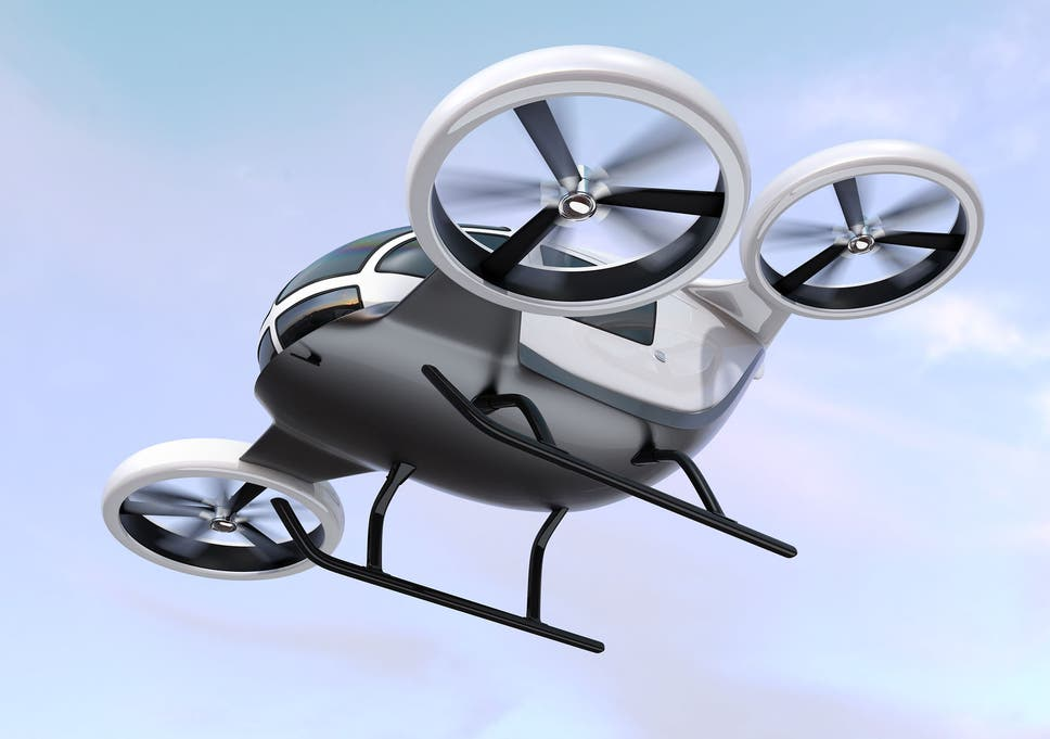 Into the future: flying cars are the next generation of