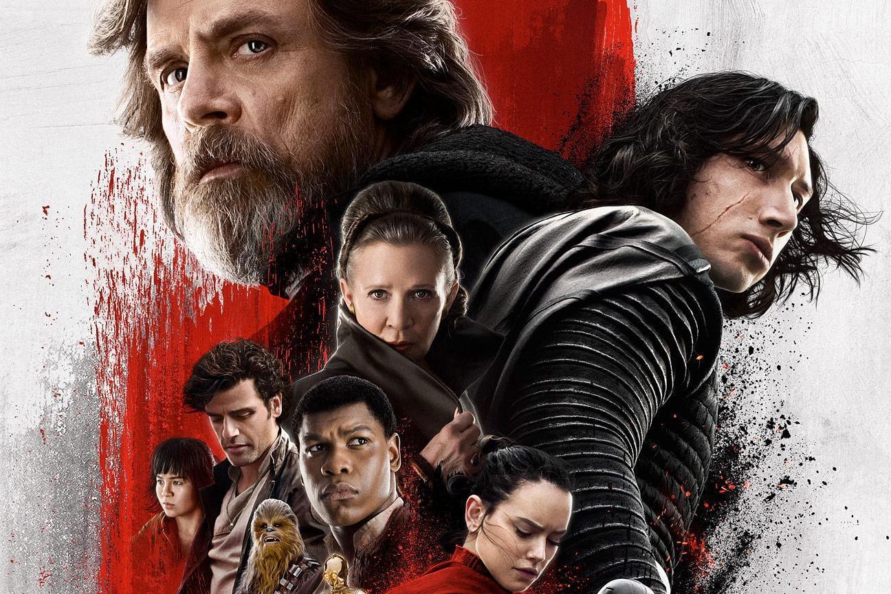 Star Wars director Rian Johnson responds to diversity backlash in The Last Jedi: 'F*** them'