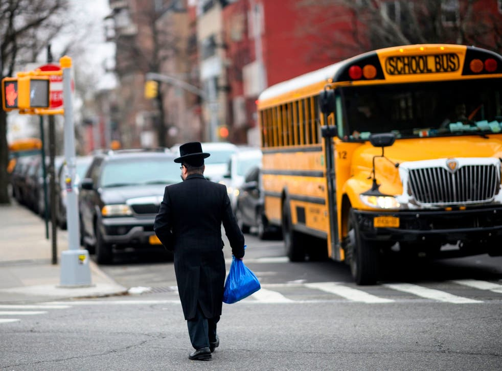Recent cases in Brooklyn have piled up in the close-knit community of Orthodox Jews