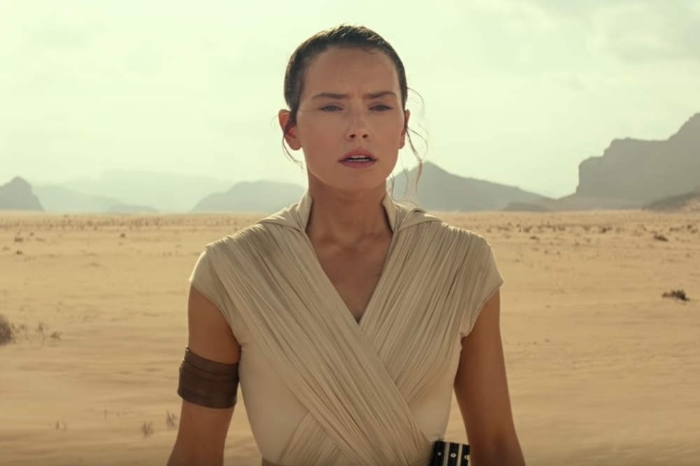 Who are you, Rey?