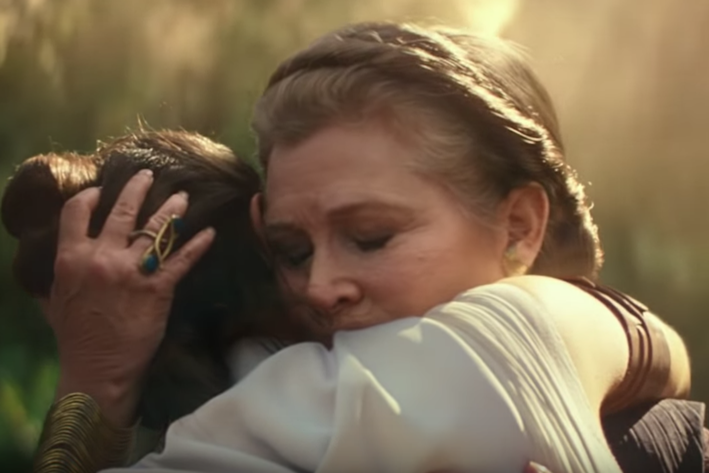 Leia's return