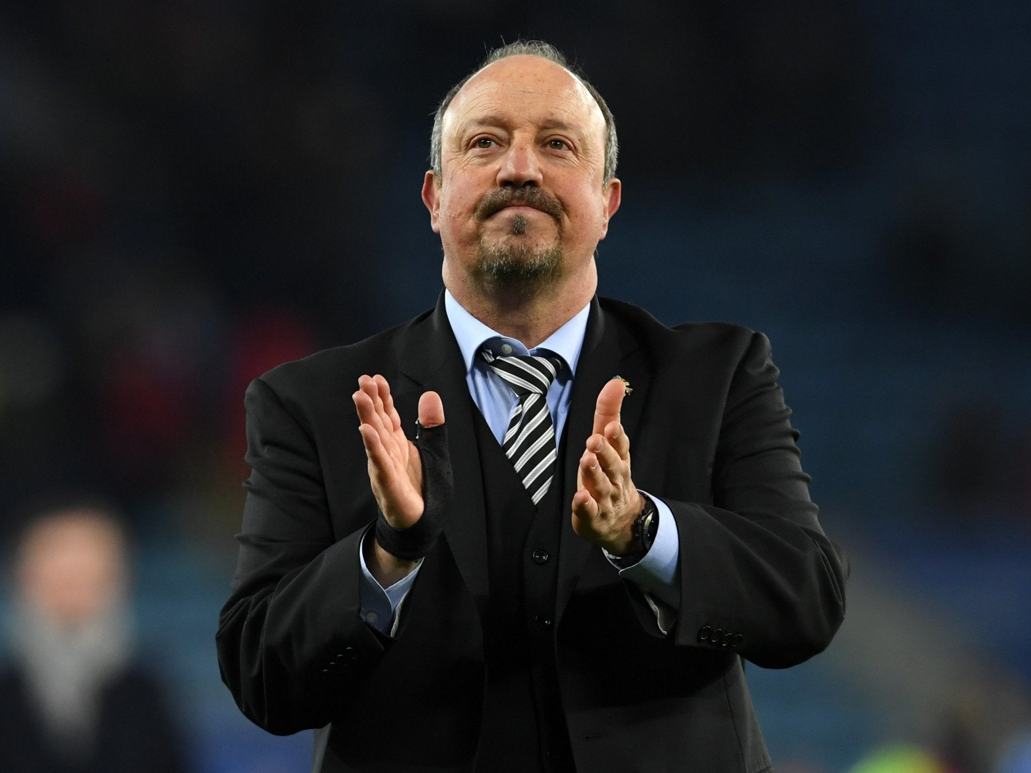 Rafael Benitez appointed manager of Chinese Super League club Dalian Yifang on £12m-a-year contract