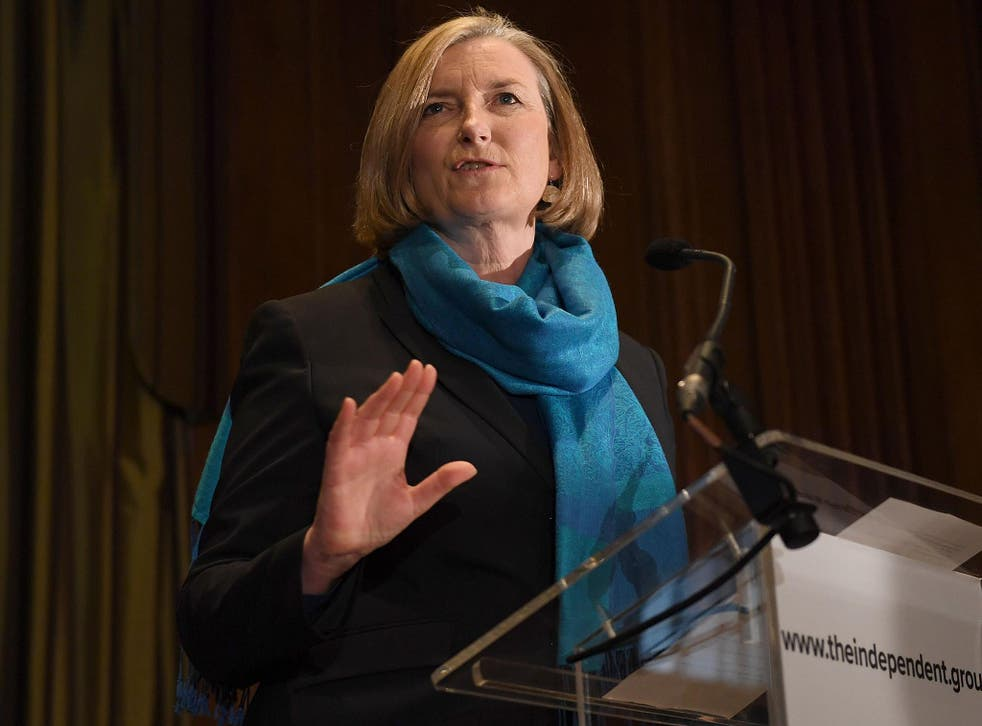 Wollaston left the Tories to join the breakaway Independent Group