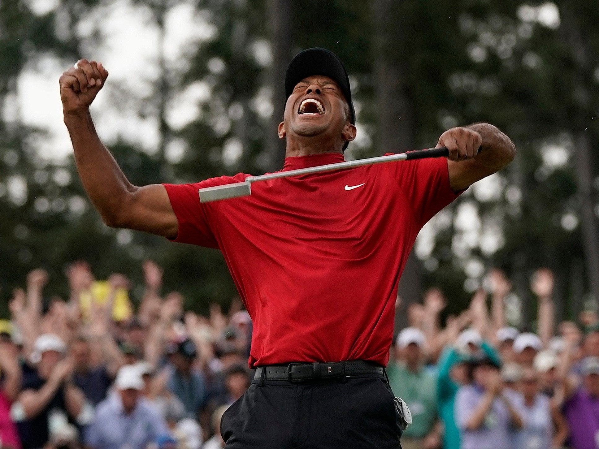 the masters 2019 live  leaderboard  tiger woods  watch live stream  latest scores  updates from