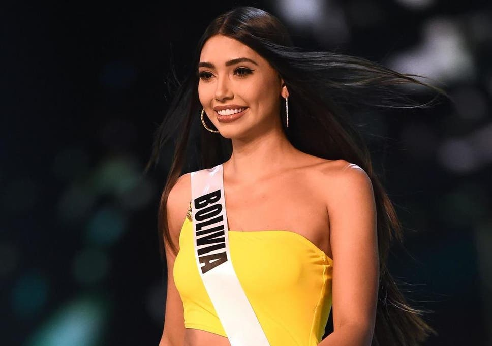 Miss Bolivia Universe stripped of crown for 'breach of