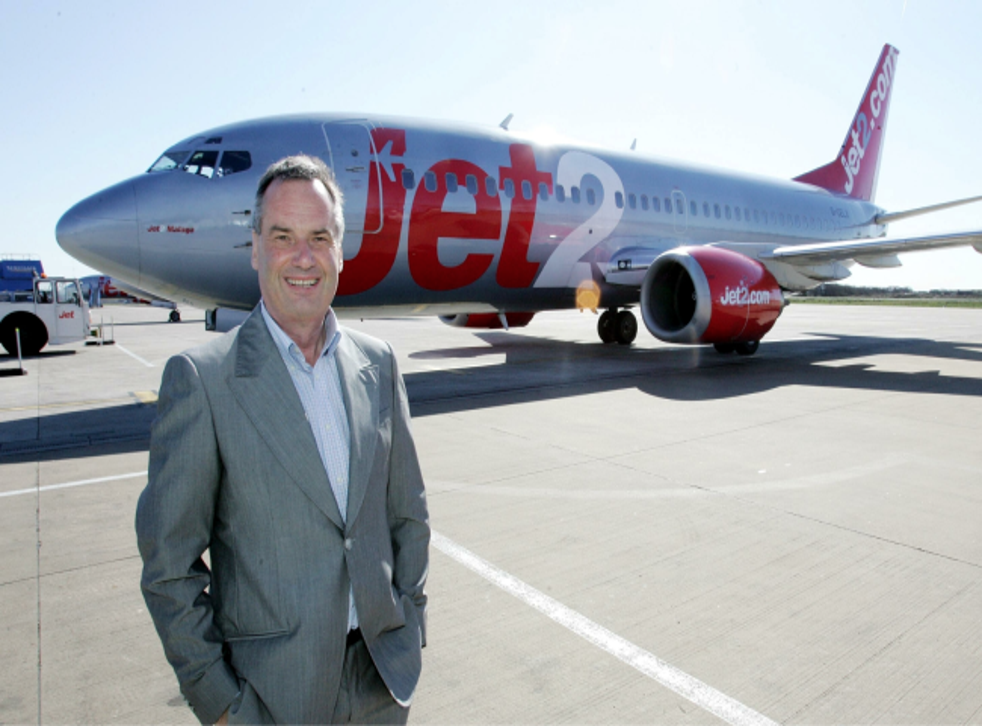 Consumer champion? Philip Meeson, executive chairman of Dart Group, which owns Jet2