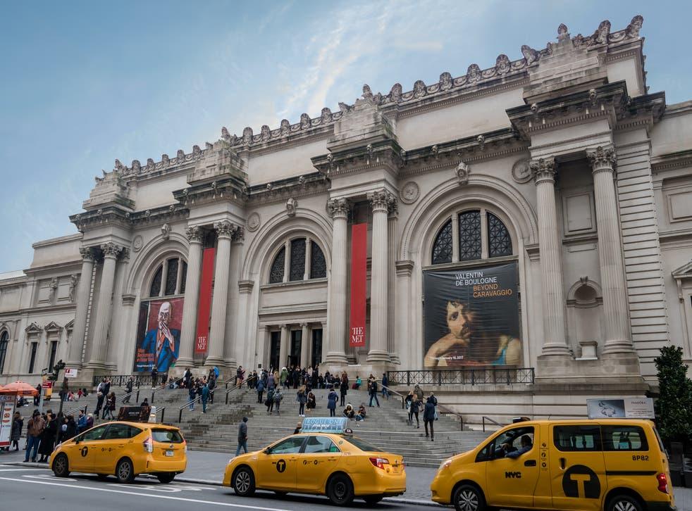 The New York Metropolitan Museum of Art
