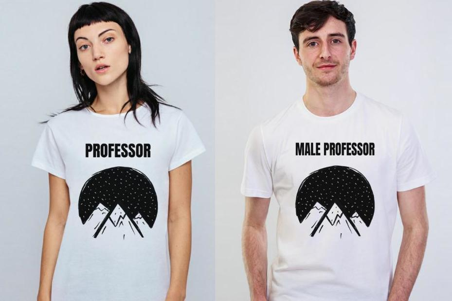 Company creates hilarious t-shirts that brilliantly mock gender roles