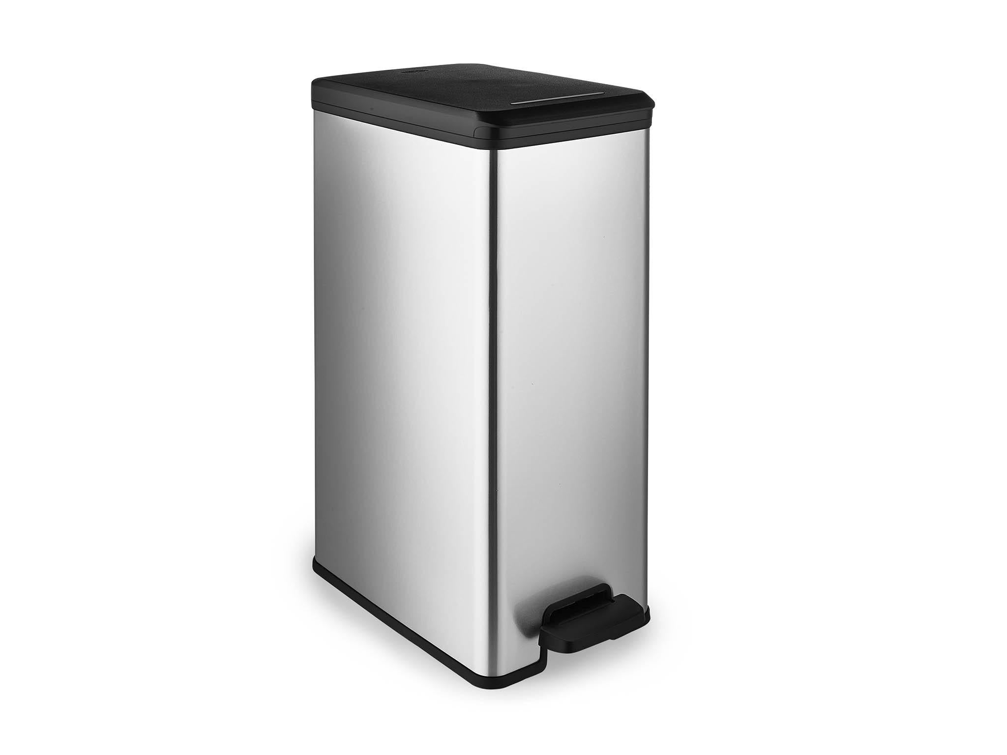 Brabantia Touch Bin 30 Liter Mat.10 Best Kitchen Bins The Independent