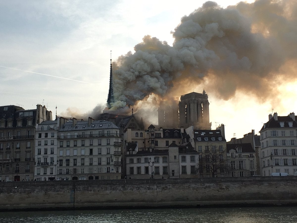 Notre Dame cathedral fire cause: Paris fire brigade fear renovation