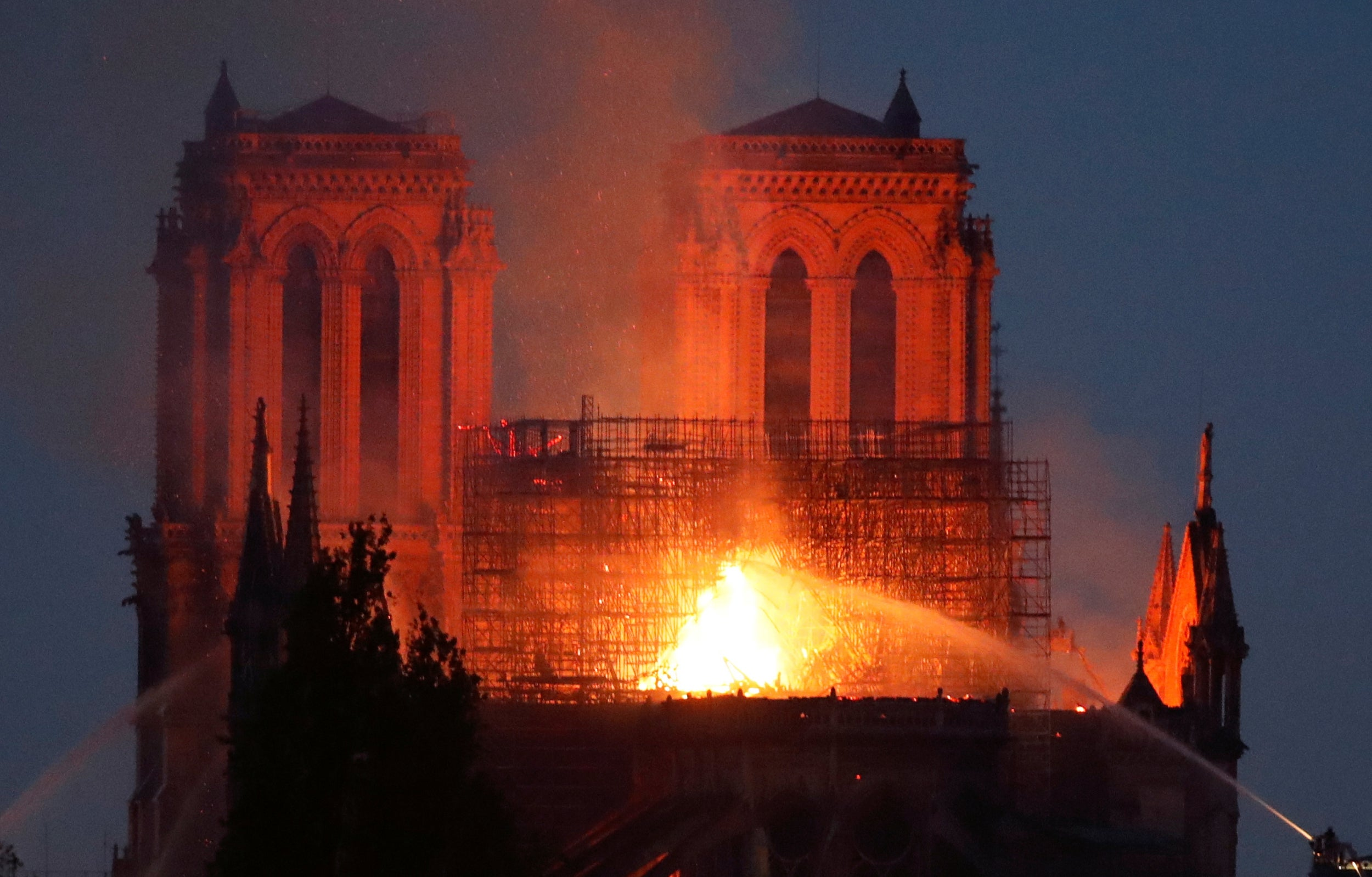 0f25fcf3283d Notre Dame fire  More than €600m pledged in massive fundraising drive to  rebuild Paris cathedral
