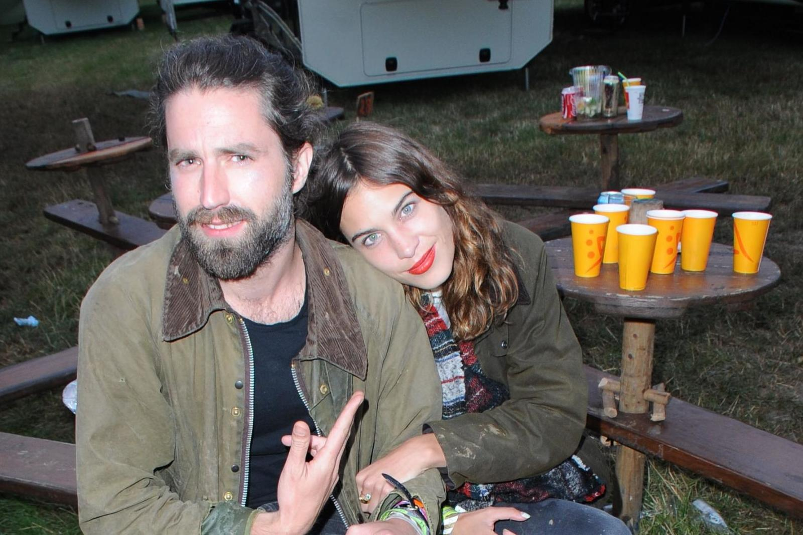 Alexa Chung designs Barbour collection ahead of festival season