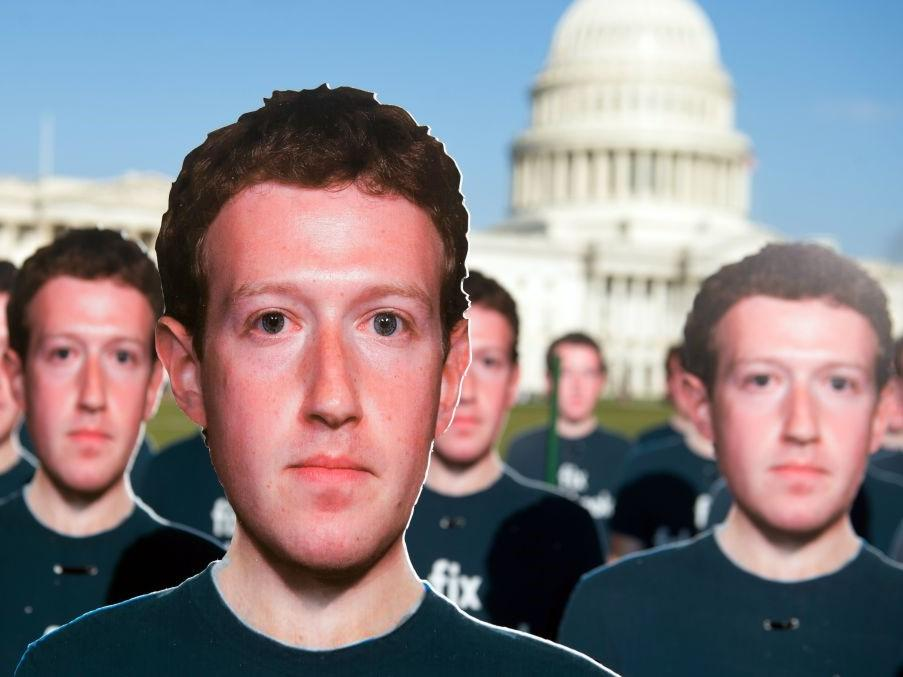 Mark Zuckerberg shared private user data with Facebook 'friends', leaked documents reveal
