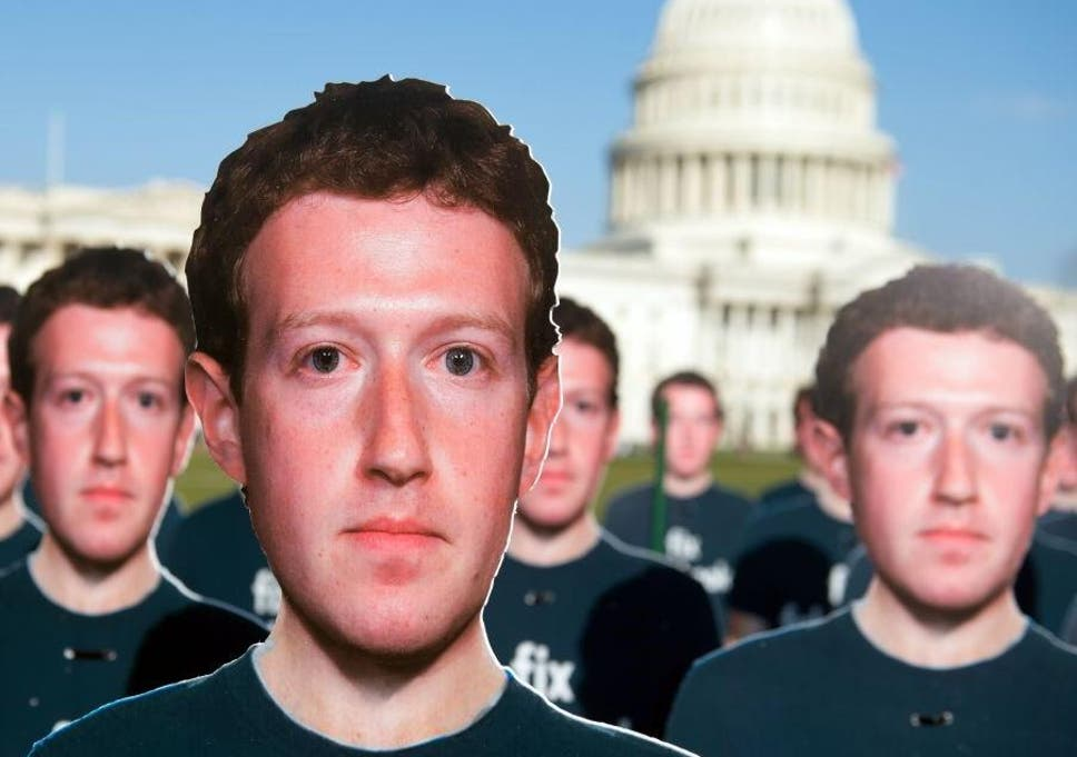 Mark Zuckerberg shared private user data with Facebook