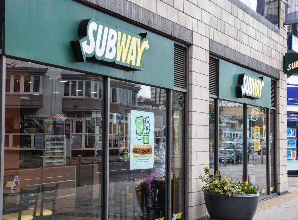 Subway goes vegan