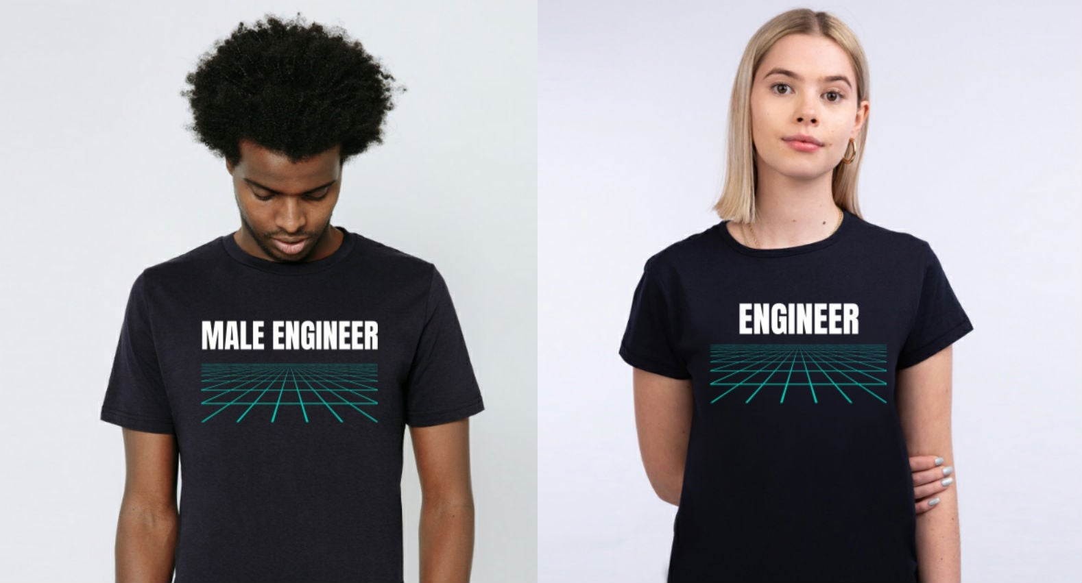 5993d414 This t-shirt company is challenging gender stereotypes in the best ...