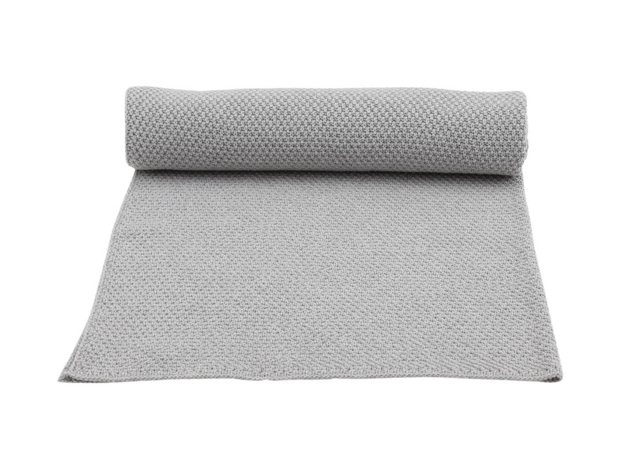 Konges Slojd grey blanket