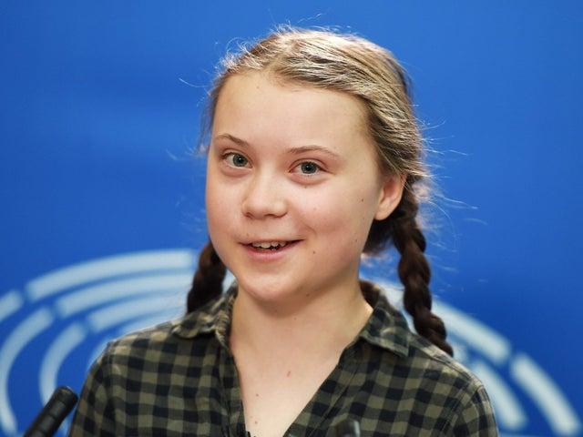 17-year-old climate activist Greta Thunberg endorses Joe