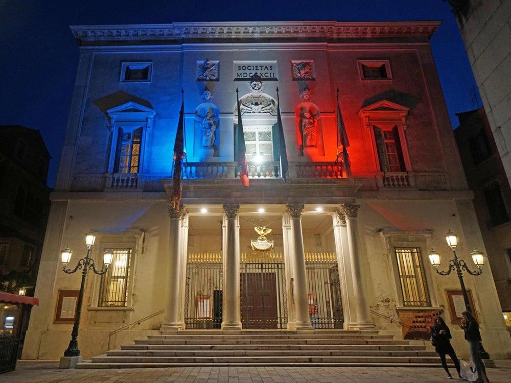 Fenice theatre, Venice