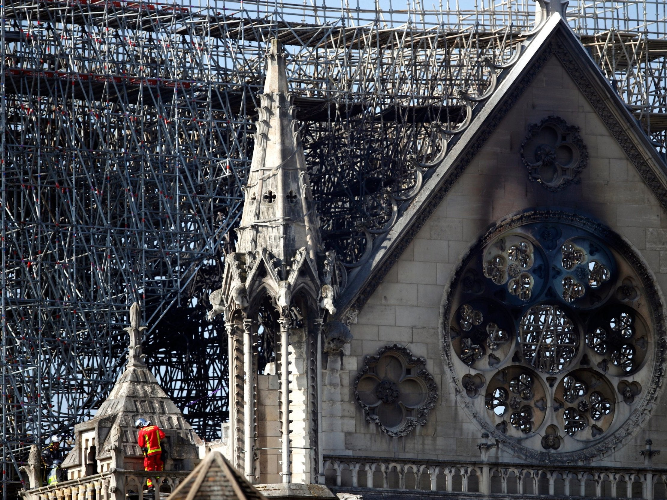 Notre Dame is heartbreaking – but so is France's looting of black history