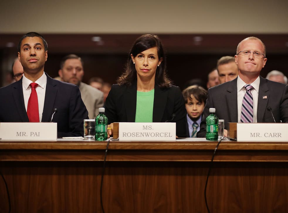 Jessica Rosenworcel knows what it is like to be judged for being a working mother