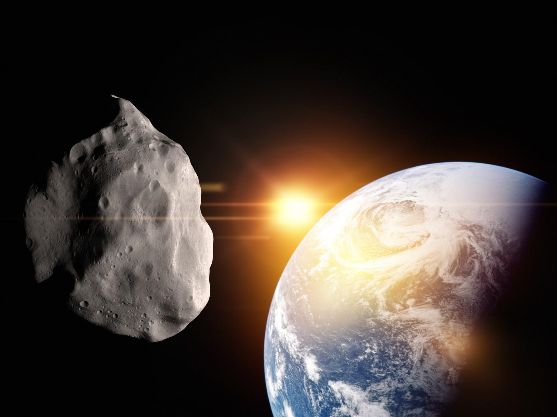 asteroid - latest news, breaking stories and comment - The